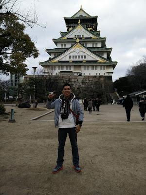Visit Osaka