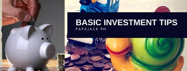 Basic Investment Tip