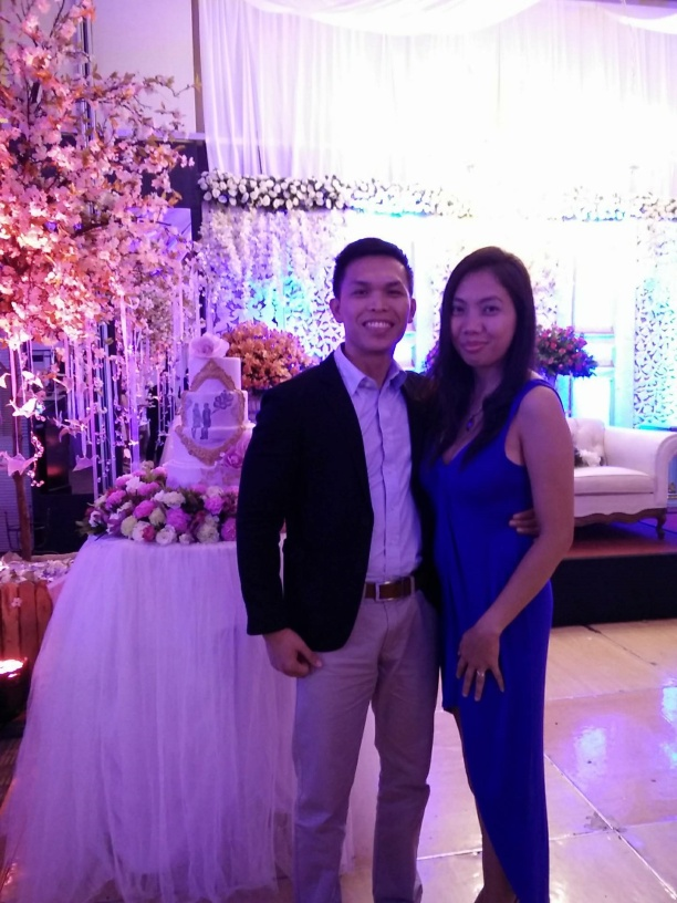 Attending a brother & sisters wedding in Bacolod City, Philippines