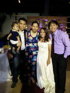 Joenery & Thina Tamolang